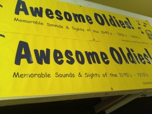 Awesome Oldies Banners